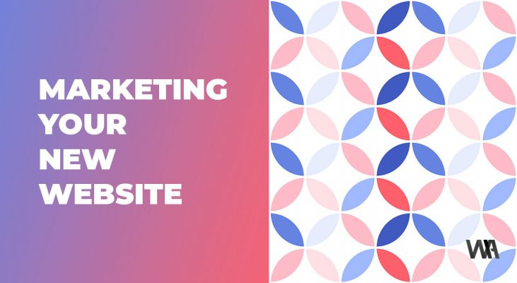 Marketing your new website